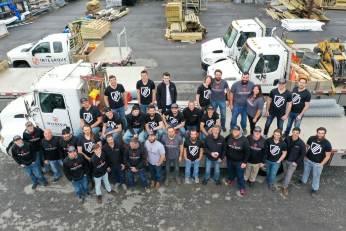 Company Picture by truck