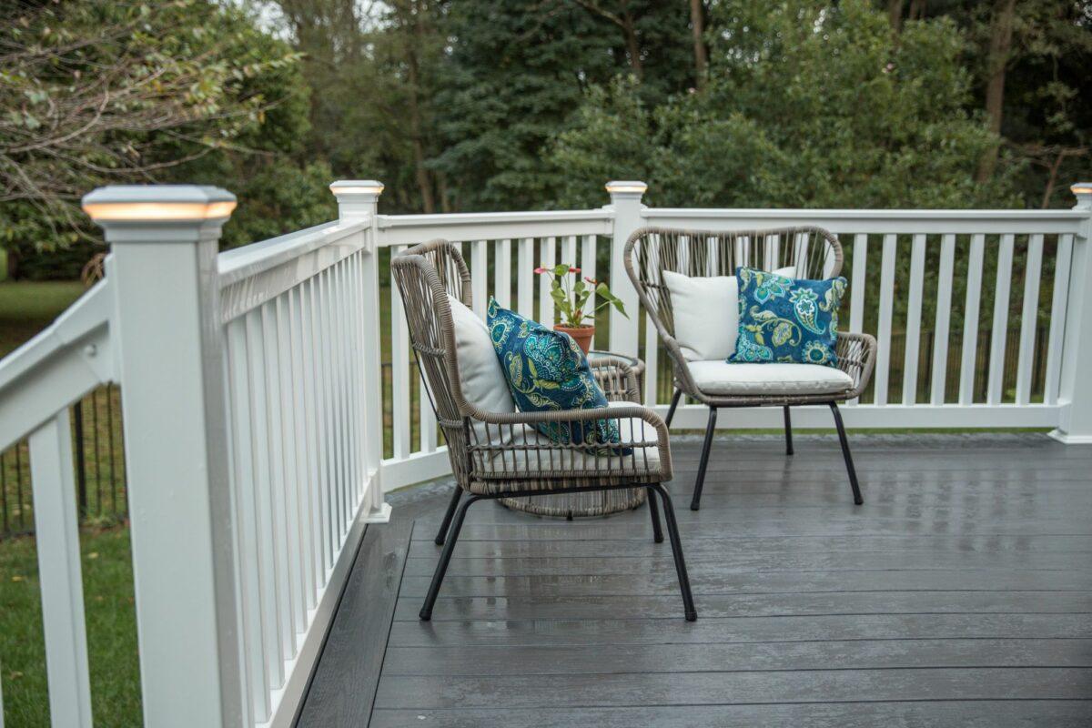 Railings Integrous Fences And Decks