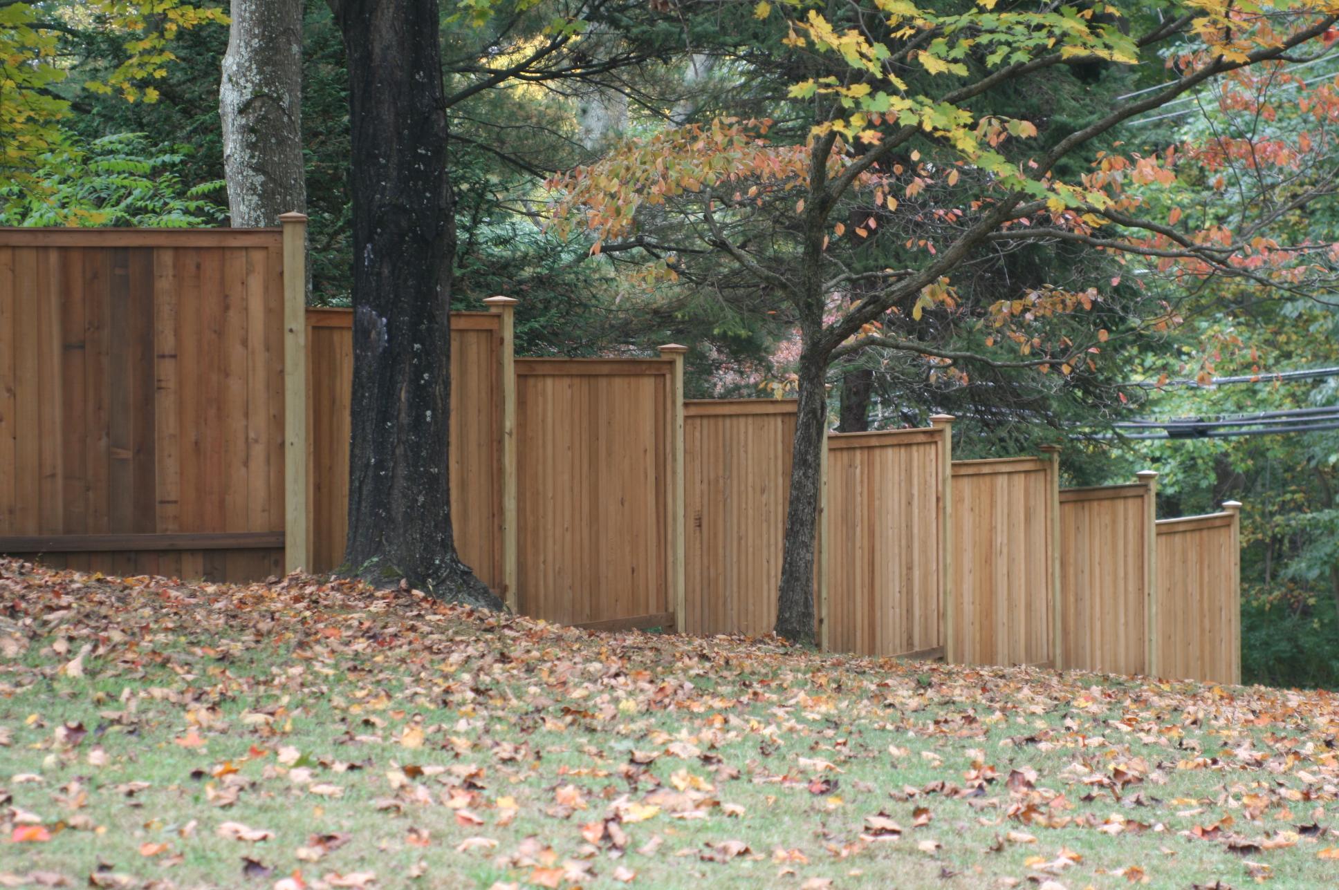 Sound Abatement Fences Integrous Fences And Decks