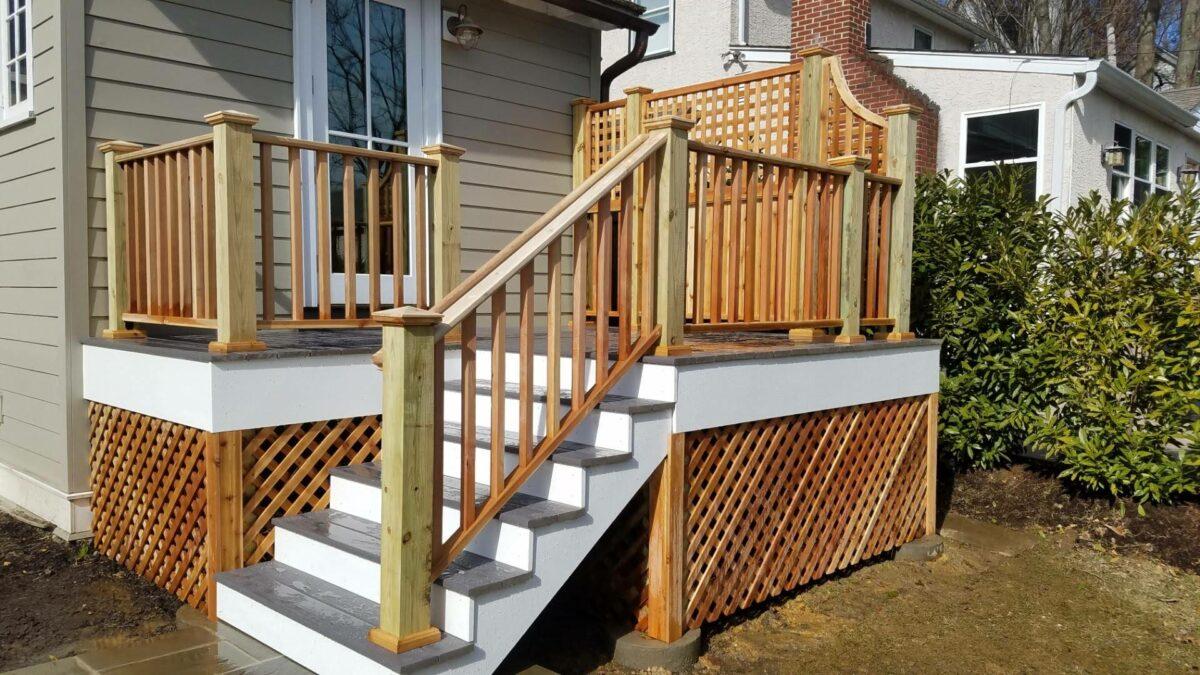 Railings - Integrous Fences and Decks