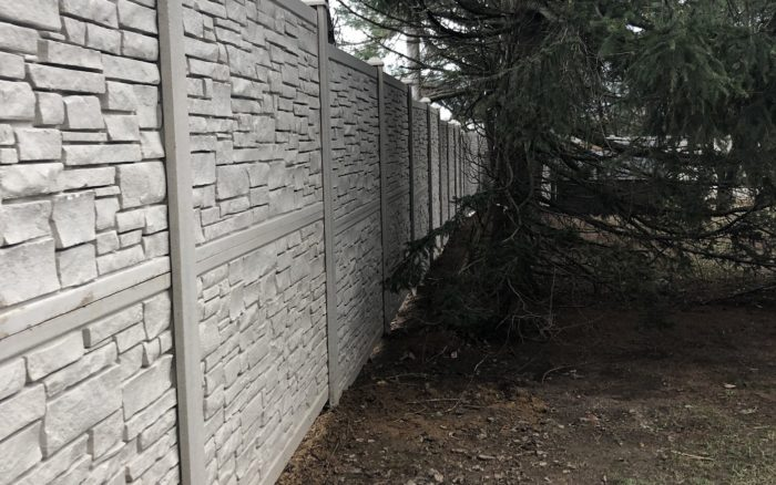 simtek sound abatement fence