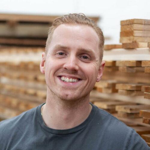 Headshot of team member Chris Naro