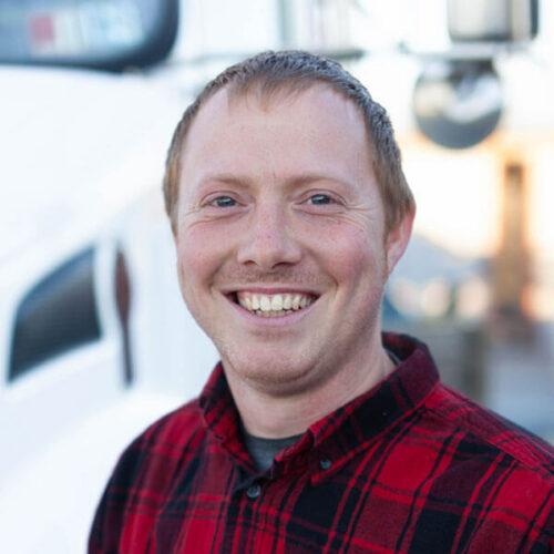 Headshot of team member Nate Rennie